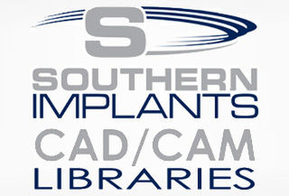 CAD/CAM Libraries for Southern Implants