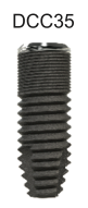 DC Cylindrical Implant 3.5 x 9mm
