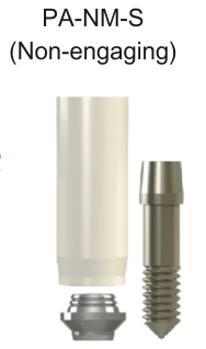 M-Series Passive Abutment Non-Engaging