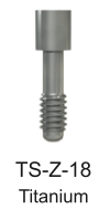 M-Series Titanium Screw