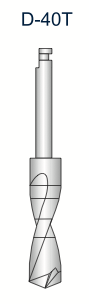 Twist Drill 4mm x 10mm