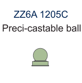 Precision Ball Castable