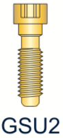 2 Series Gold Unigrip Screw