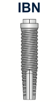 Ex-Hex Implant 3.25mm x 8.5mm