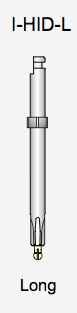Handpiece Internal Drive Bit Long