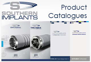 Southern Implants Product Catalogues