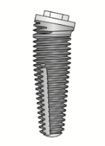 5.0mm Co-Axis Implants and Components