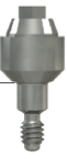 Compact Conical Abutments